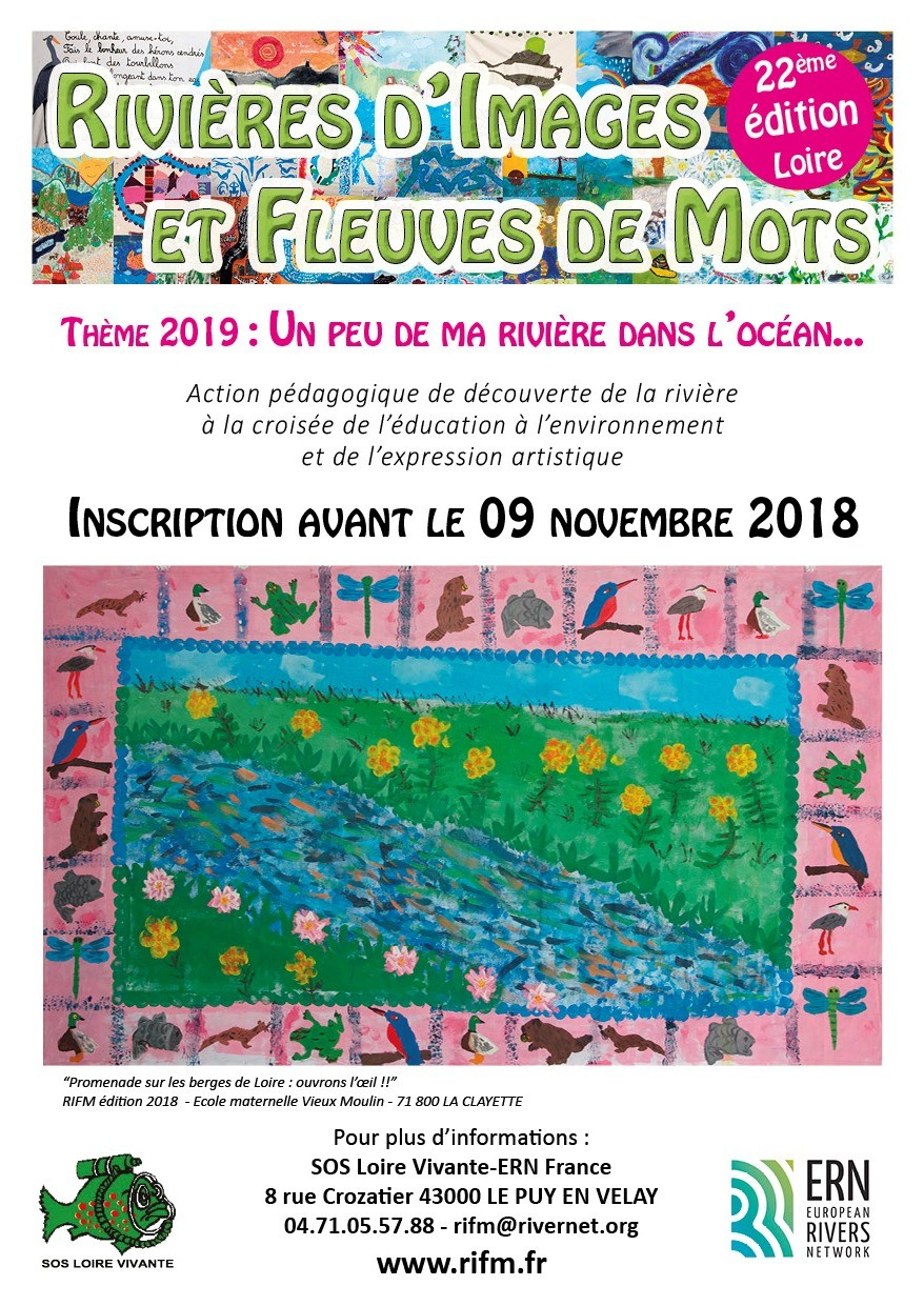 Affiche Inscription RIFM 2019